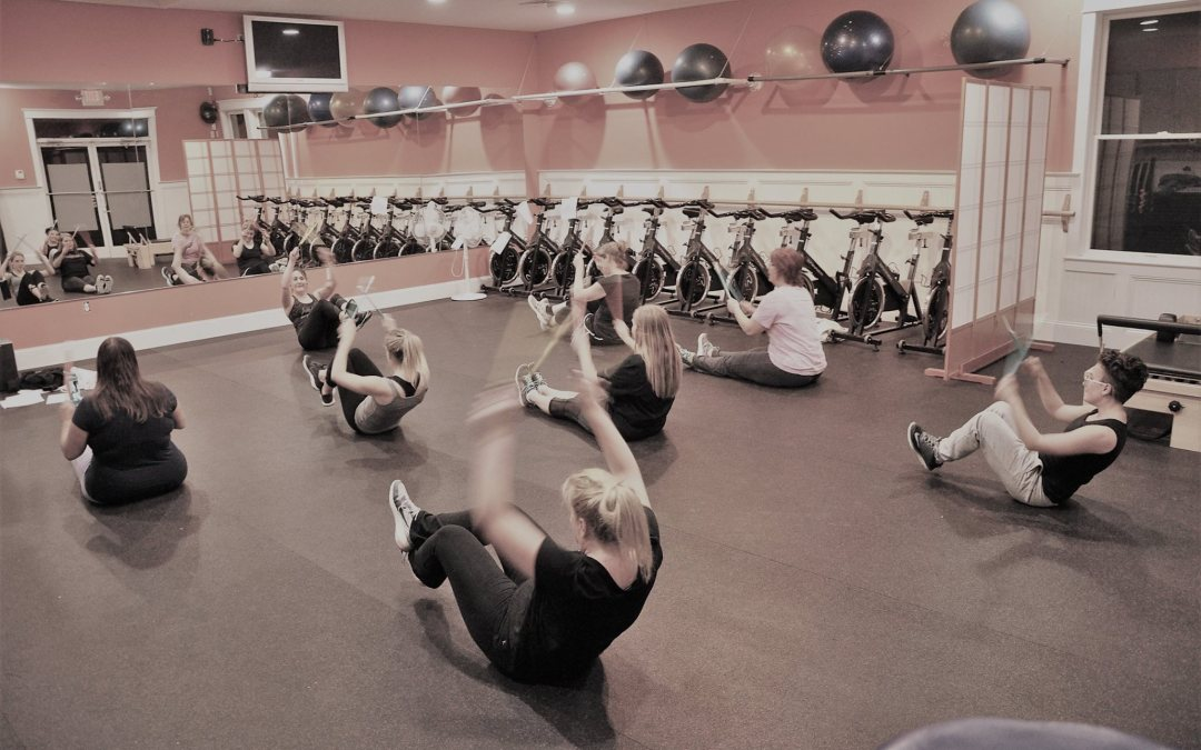 New Group Fitness Class – STIX with Jen