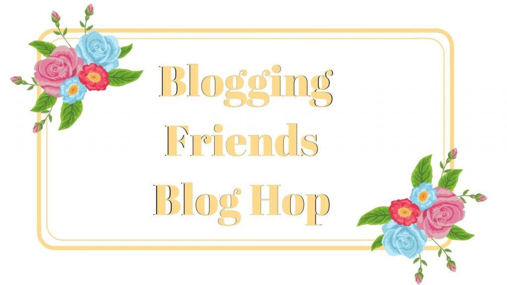 Back to school for the Blogging Friends Blog Hop