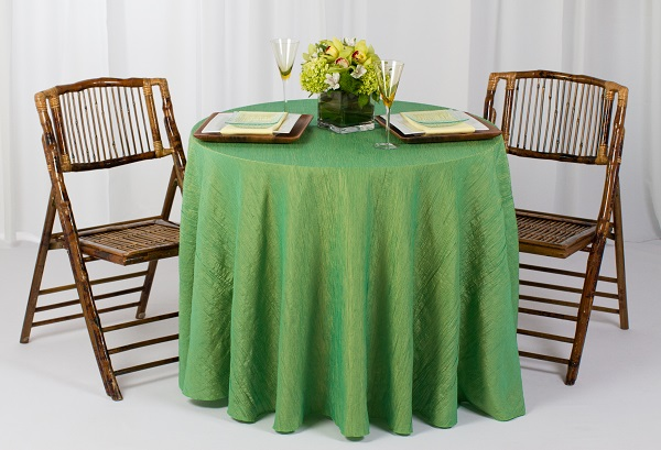 bamboo folding chair wedding covers rental calgary westside party and tent servware stemware silverware detail product
