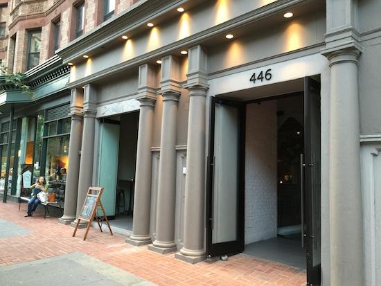 West Side Rag  OPENINGS  CLOSINGS TEN BELOW MILLING