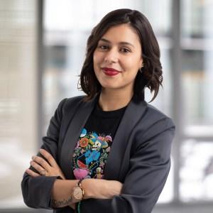 Stephanie Gómez, WSU Program Manager