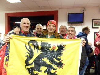 Flemish Munster Supporters