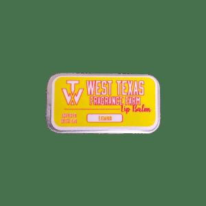 Lemon WTFF Lip Balm