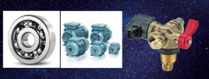 bearing and pumps