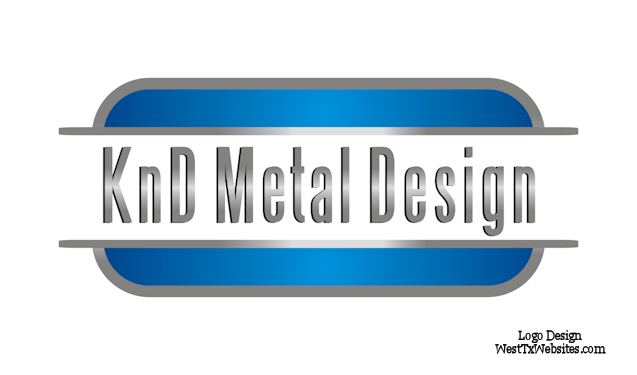 knd metal design logo