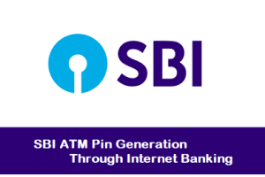 SBI ATM Pin Generation Through Internet Banking
