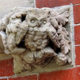 Jefferson Market Library - Owl