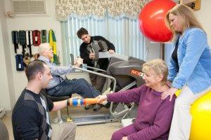 West View rehabilitation, West Warwick