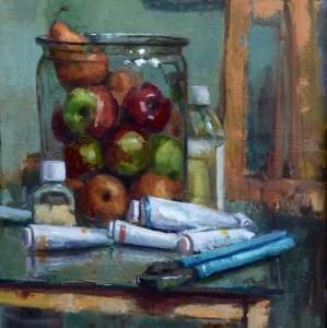 Apples and Pears | Digital Print on Archival Paper