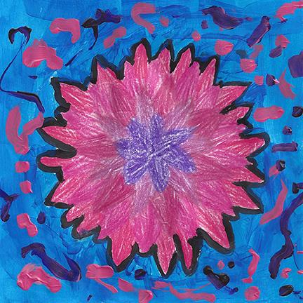 #90K   Flower