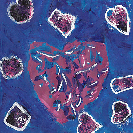 #94K   Heart