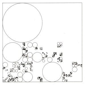 #90   Recursive Circles 2021-04-28