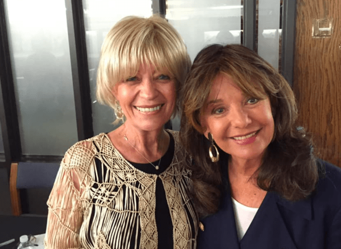 Mary Ann and Mrs. Gilligan