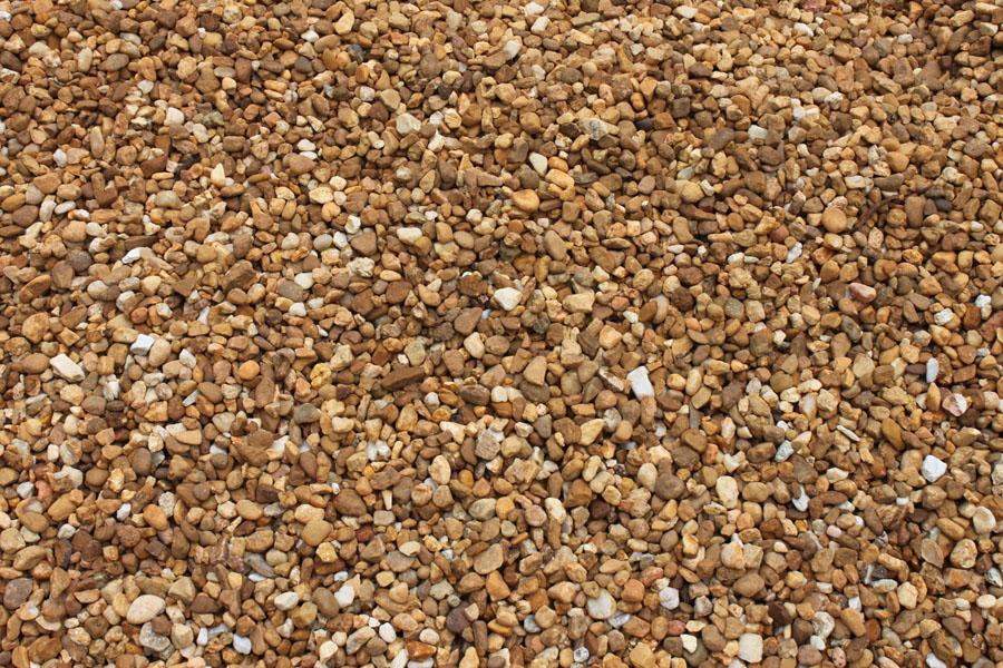 Crushed Stone Base Shed