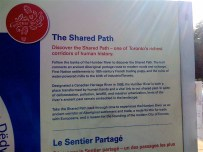"""a bit about Humber River parks: The Shared Path"""""""