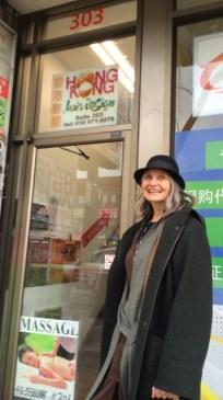 At Sammy Taft's hatters Photo: Marion E. Lane