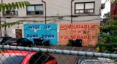 Wise neighbourhood advice?
