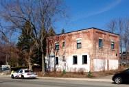 Sorauren Park Field House (part of the former Canada Linseed Oil Mills)