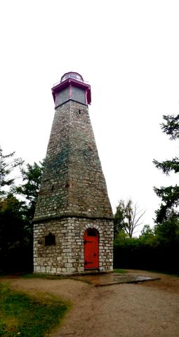 We still haven't been into the Gibraltar Point Lighthouse. Maybe next year, during Doors Open?