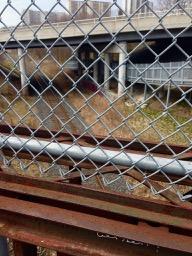 Train tracks head north... -ish! ;-)