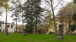 pretty old cemetery