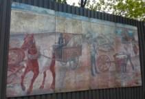 Canada Iron & Metal murals