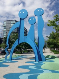 The Water Guardians (Jennifer Marman, Daniel Borins) for the Pan Am Games/Waterfront Toronto
