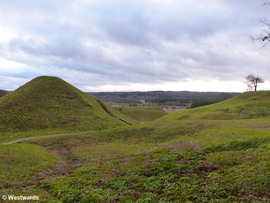 hills of Kernave