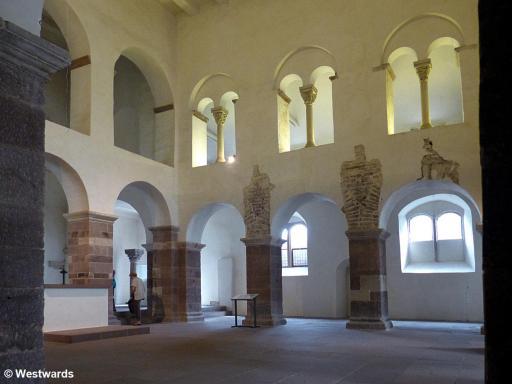 20140802 Kloster Corvey Johannischor P1100418