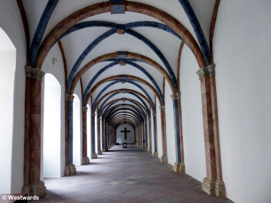 20140802 Kloster Corvey Kreuzgang P1100430