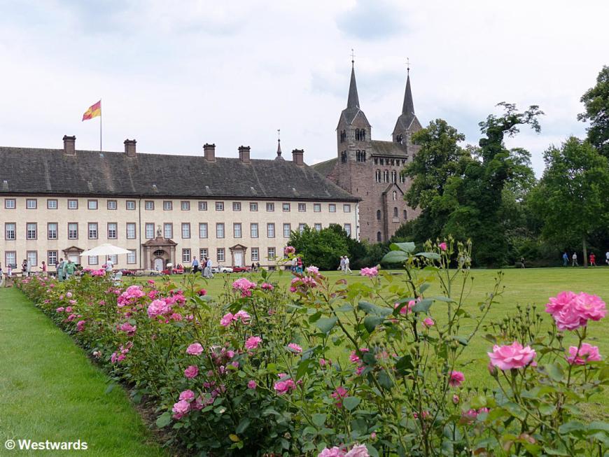 20140802 Kloster Corvey P1100378