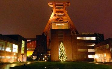 Coal Mine Industrial complex in Essen