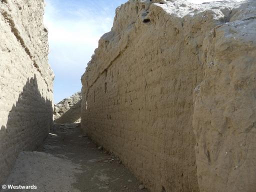 ruins of Varakhsha near Bukhara