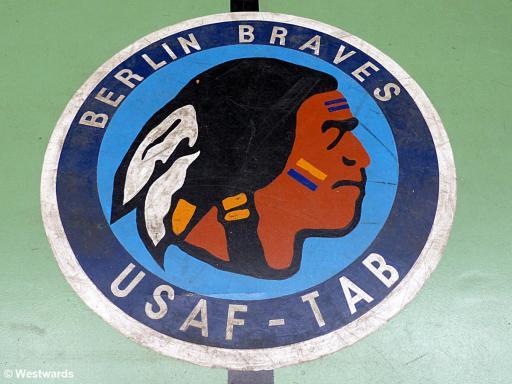 Berlin Braves sports club logo