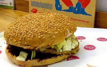 Gluecktogo Orient Express Burger