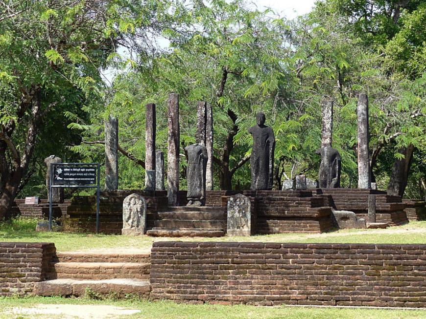 20160202 Polonnaruwa Manik Vihara P1240479