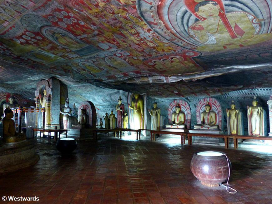 20160203 Dambulla cave temple P1240564