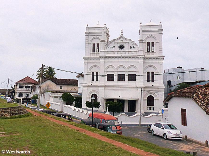 20160216 Galle Old town Moschee P1250098