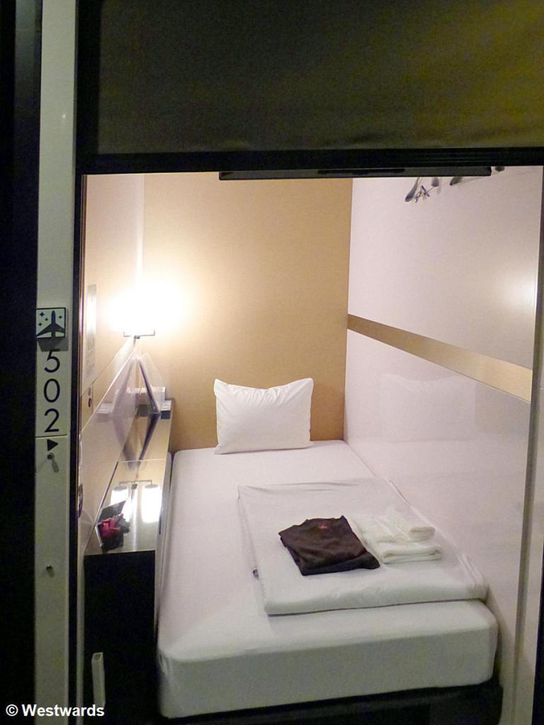 20160421 Tokyo First Cabin Tsukiji P1260444