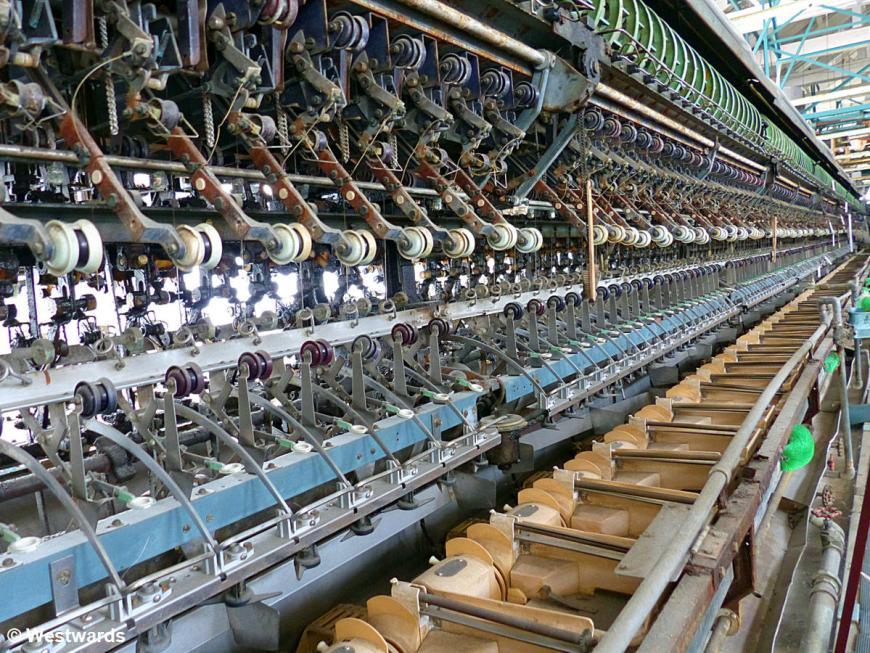20170623 Tomioka Seidenfabrik Spinnerei P1430254