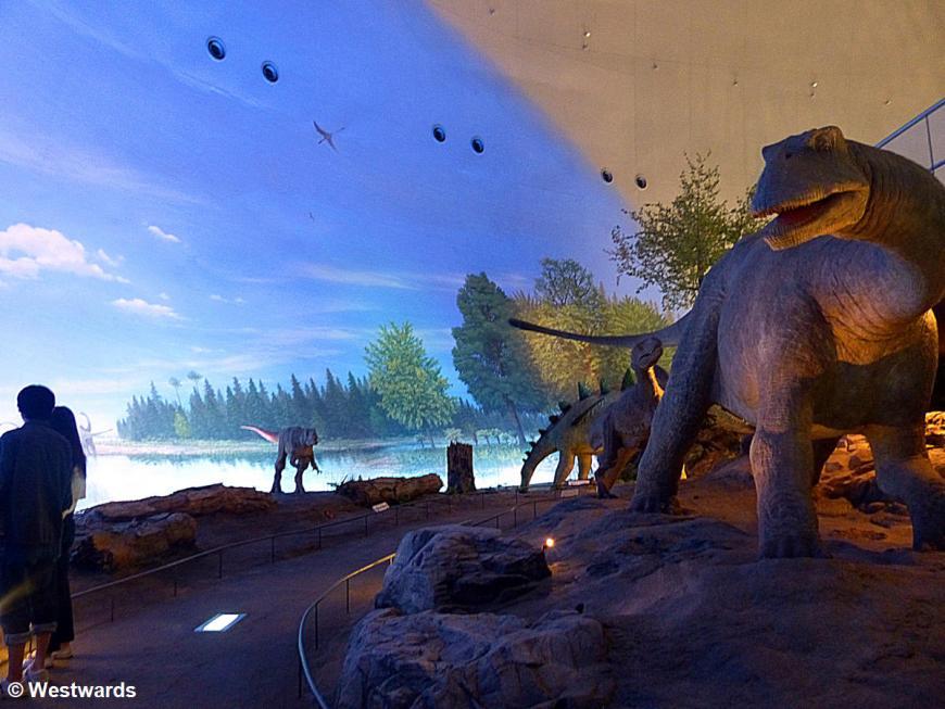 20170629 Katsuyama Dinosaurier Museum P1430827