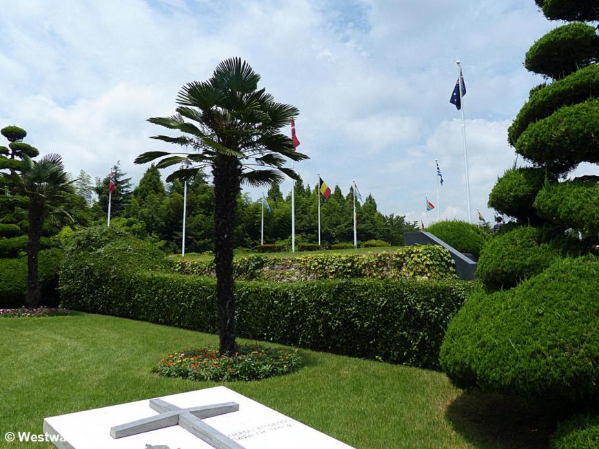 20170717 Busan United Nations Memorial Cemetery P1450695