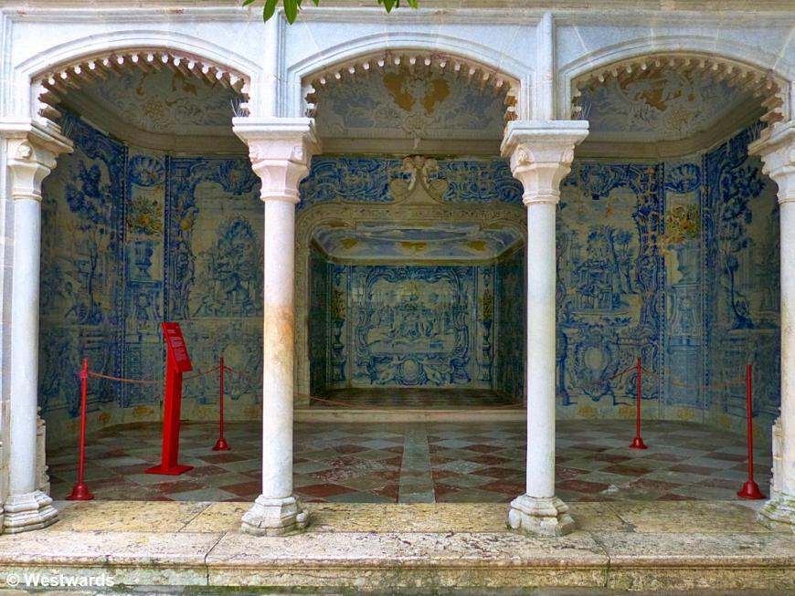 20180301 Sintra Palacio Nacional Grotto of the Baths P1510920