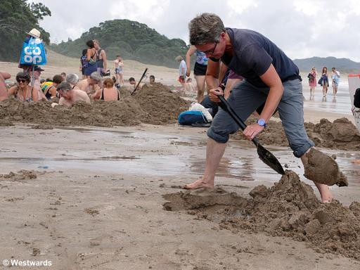 20190222 Hot Water Beach I P1630598