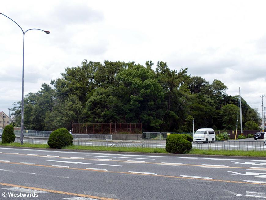 20190709 Sakai Nintoku satellite tomb P1690443