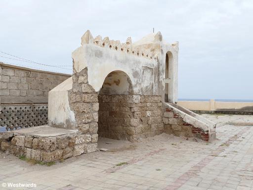 Muslim Sahaba Shrine in Massawa