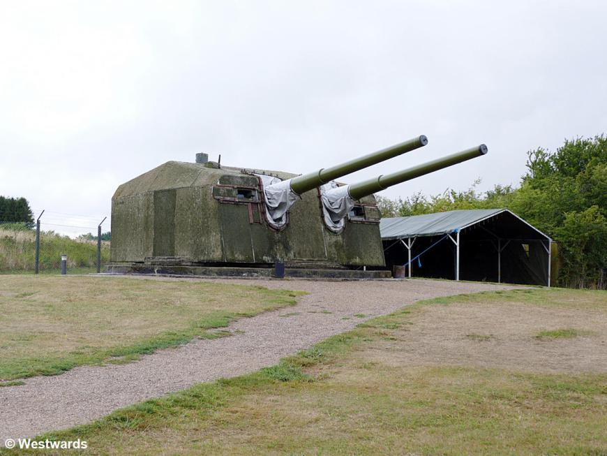 Remnants of the Cold War at the Koldkriegsmuseum Stevnsfort, Denmark