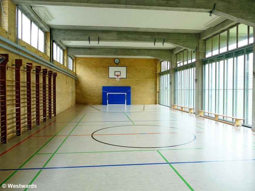 Bauhaus Bernau gym
