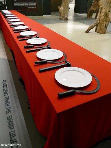 Modern art installation by Andrey Filippov