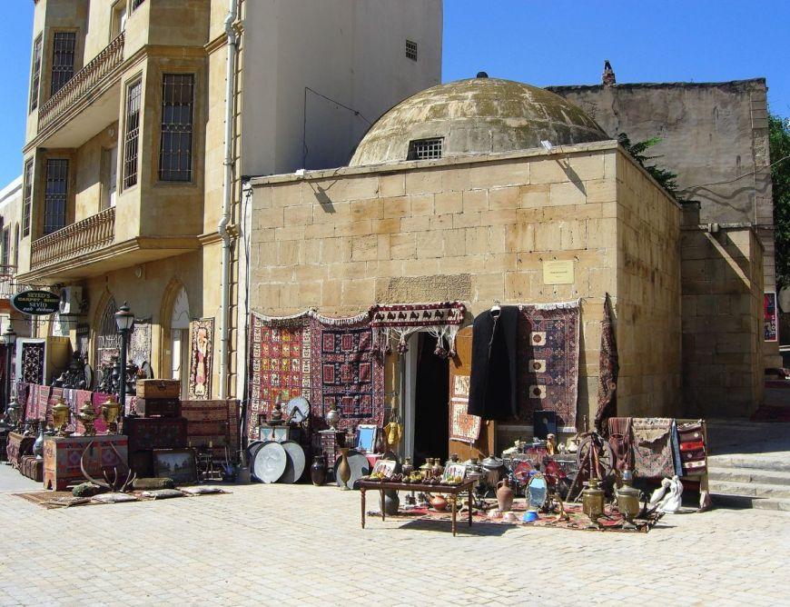Baku Altstadt